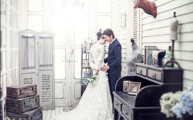 【5造5服】【一对一】专业婚纱拍摄