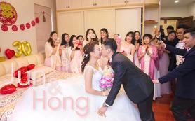 DPRO婚礼电影|<婚礼跟拍>席前回放