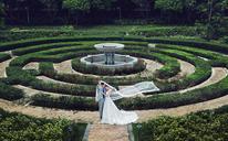 狮子湖—爱的开始 欧式婚纱客照分享