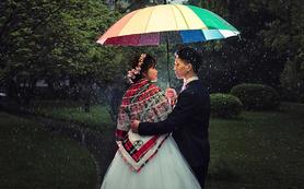 【婚礼必备套餐】超值单机摄影