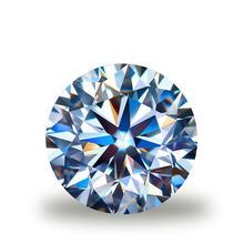 爱钻坊珠宝1克拉 H色/VS2/EX 圆形 钻石