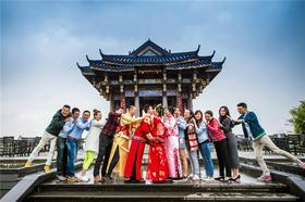 中国风汉式婚礼