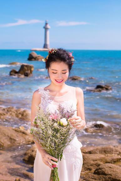 小清新婚纱照「袁谅&李易玲」分享幸福