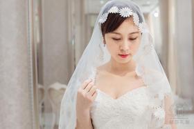 量身定制属于你的嫁纱
