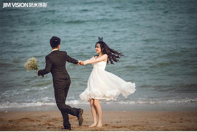 海景婚纱照大赏