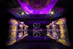 【紫色主题婚礼】轨迹——在时光轨迹里凝眸回望,细数流年点滴
