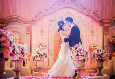 迷恋之心 欧式婚礼