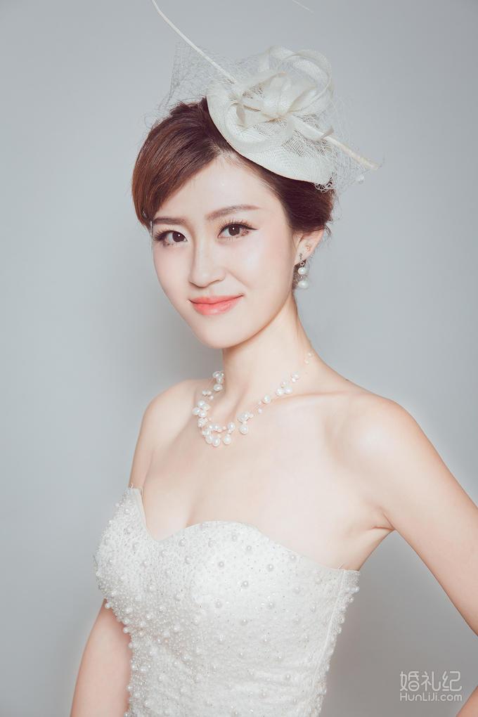 【美至造型】金牌化妆师·萧雯 || 婚礼全程跟妆