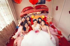从婚纱到婚礼,ZOOM婚礼单机位摄影也一样很精彩