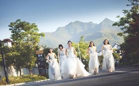 方元PHOTO-婚礼摄影三机【台州等区方元拍摄】