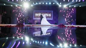 紫色梦幻主题婚礼 双电子屏高端配置 浪漫唯美婚礼