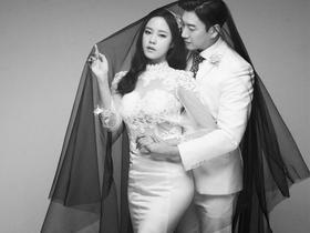 韩式婚纱照【幸福纪】十指紧扣