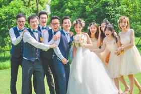 总监摄影师带队双机位婚礼摄影