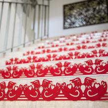 【32元包邮】楼梯喜2016年新款 长条鸳鸯家具喜贴 拉喜