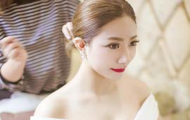 【美至造型】首席化妆师  朱洁|| 婚礼全程跟妆