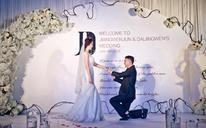幸福是简简单单的依靠+纪实婚礼跟拍