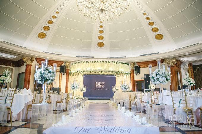 婚礼酒店装修风格