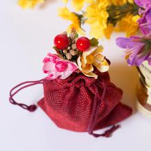 幸福的口袋成品结婚蜂蜜喜糖创意包装盒婚庆回礼欧式蜂喜缘