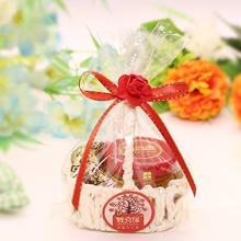 幸福满满喜蜜成品蜂蜜喜糖包装盒子创意结婚庆回礼欧式批发蜂喜缘