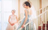 VIAN薇安婚纱造型|灰姑娘婚纱礼服