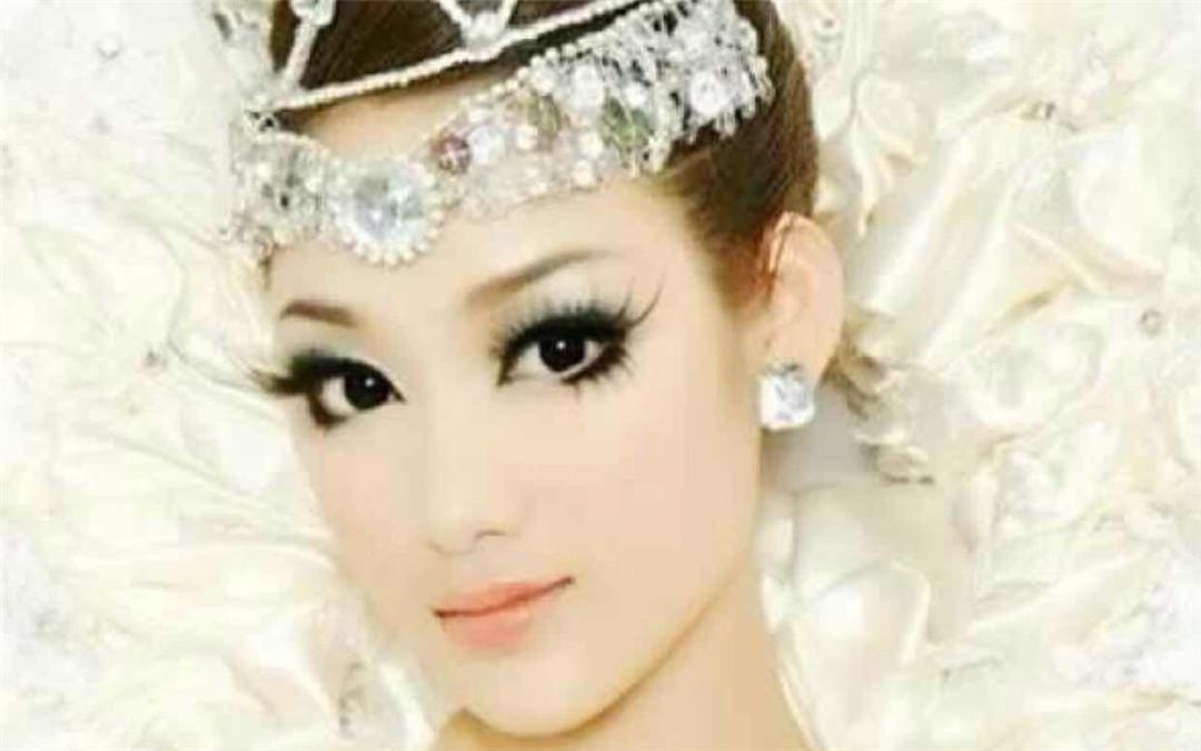 明星造型师-花样姐姐 新娘跟妆全国范围星级妆图片