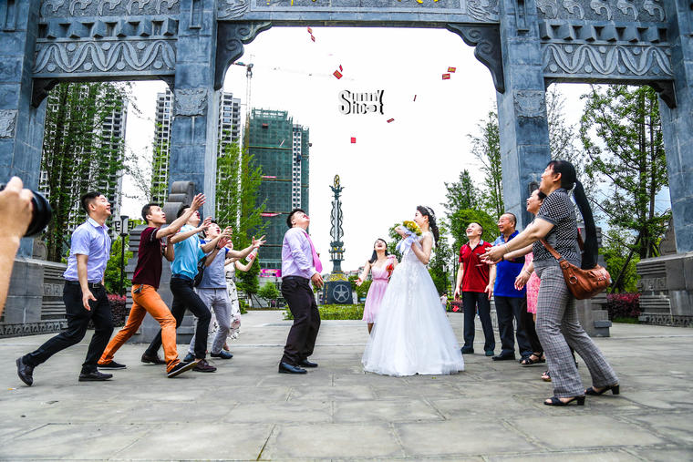 【婚礼跟拍】SUNNY SHOOT FOR WEDDING