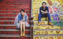 【婚礼跟拍】穿梭在香港的大街小巷