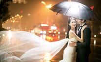 厦门Marry king纪实婚纱摄影《华夜初上》