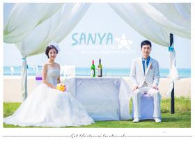 PIAOVISION<常先生>夫妇-三亚海景婚纱