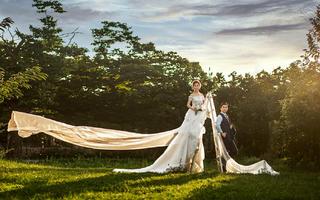维罗纳婚纱摄影丨时尚婚纱客片【唯一】