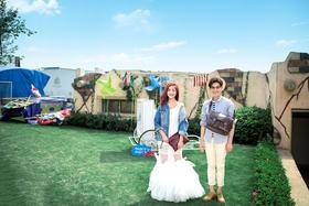 【台北新娘】纪实婚照——遇见