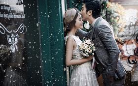 【韩式婚纱照】你过来,我有个恋爱要和你谈谈!!