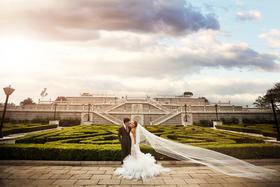 【兰芙摄影】异国风情婚纱摄影--世界公园