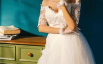 寻光记婚纱客片欣赏|一样的复古