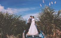寻光记清新婚纱客片欣赏|阳光 和风还有你
