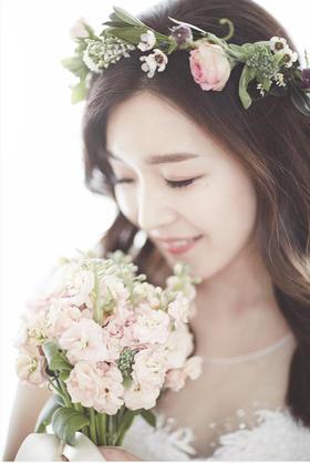 韩版婚纱照 客片10