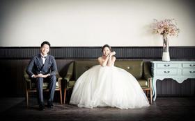 【韩式婚纱照】爱的纪念日