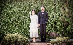 【小清新婚纱照】温馨假期