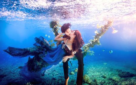 【艺洛摄影】水下摄影系列