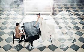 【欧式婚纱照】米兰三维景—都模广场