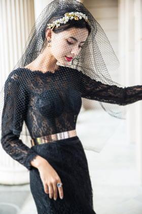 欧式婚纱照 #波西米亚旅拍婚纱摄影# 夏末