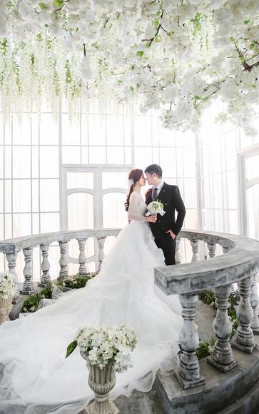 创意婚纱照【缪斯影像】感谢席珂夫妇分享