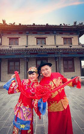 【中式婚纱照】感谢徐念夫妇幸福分享