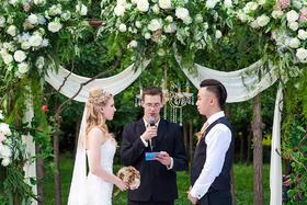 从芬兰到石家庄 Tara&Charles婚礼摄影