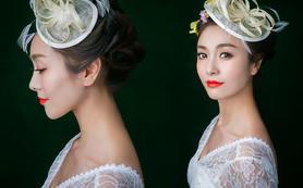 化妆师解頔  总监档全程跟妆  2组妆面4组造型
