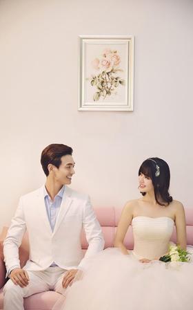 「浪漫满屋」屋塔房的恋爱 韩式婚纱照