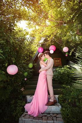 三亚纪时光旅拍|森系婚纱客片分享