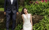 三亚之旅——时尚婚纱照
