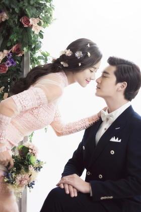 蔷薇之梦——韩式婚纱照