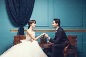 「玫瑰星座」 简欧系列婚纱照  第二季